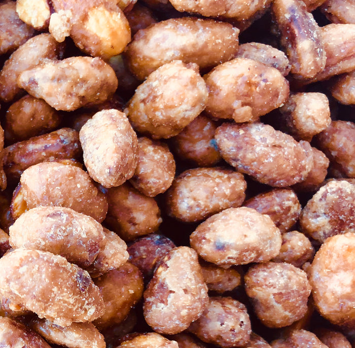 Classic Butter Toffee Almonds