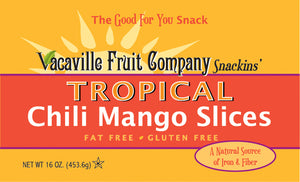 Chili Mango Slices