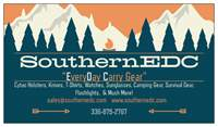 southernedc home of the best camping gear, survival gear, cytac products, watches, sunglasses, t-shirts and much more.