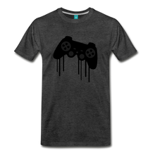 Load image into Gallery viewer, Men's Premium T-Shirt Gamer - charcoal gray