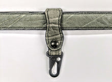 Load image into Gallery viewer, Exotic Leather Keychain