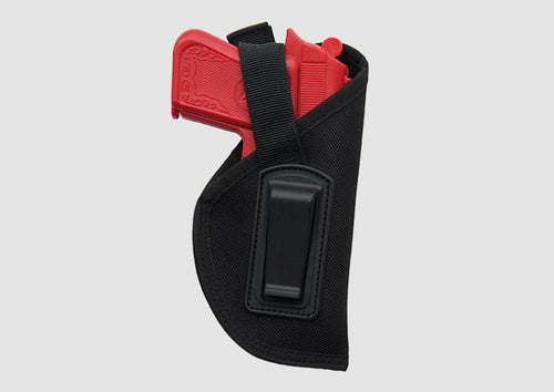 Inside the Waistband Concealed Holster with Retention Strap
