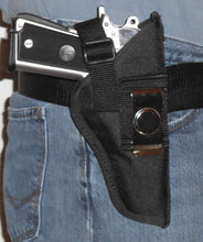 Load image into Gallery viewer, Uniiversal Nylon Belt and Clip Holster