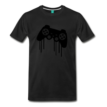 Load image into Gallery viewer, Men's Premium T-Shirt Gamer - black