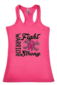 Women's Warriors F TANK TOP PINK