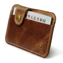 Load image into Gallery viewer, Fashion Money Clip Slim Credit Card ID Holder Wallet Money Cash Holder