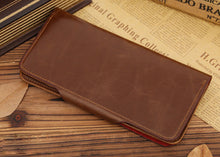 Load image into Gallery viewer, Luxury Mens Leather Long Wallet Pockets ID Card Clutch Bifold Purse