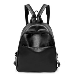 Women Three Sets Fashion Backpack Shoulder Bags Messenger Bags Clutch Wallet