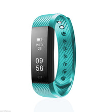 Load image into Gallery viewer, ID115HR Bluetooth Smart Bracelet the Fitness Tracker Heart Rate Monitor