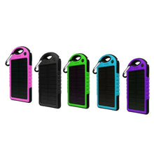 Load image into Gallery viewer, Smartphone Clip-On Solar Charger - Assorted Colors