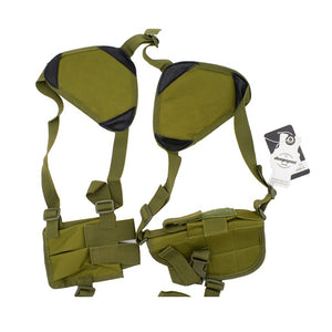 New Outdoor Tactical Police Security Universal Left Right Hand Pistol Pouch Shoulder Gun Holster for Glock 17 19 22 23 31 32