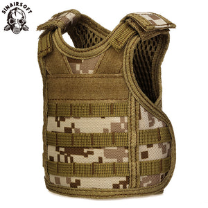 SINAIRSOFT Tactical Premium Drink Military Molle Mini