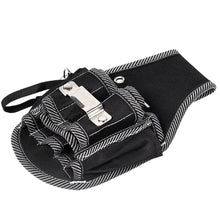 Load image into Gallery viewer, Waist Pocket Tool Bag Electrician Working Simple Multifunctional Wallet Carrying Storage Bags