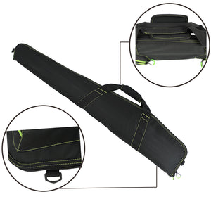 "New style Soft 48""40'' 52""  44 inch Rifle Black Gun Case Tactical Gun Bag Hunting Accessories Bag Airsoft Holster Pouch"
