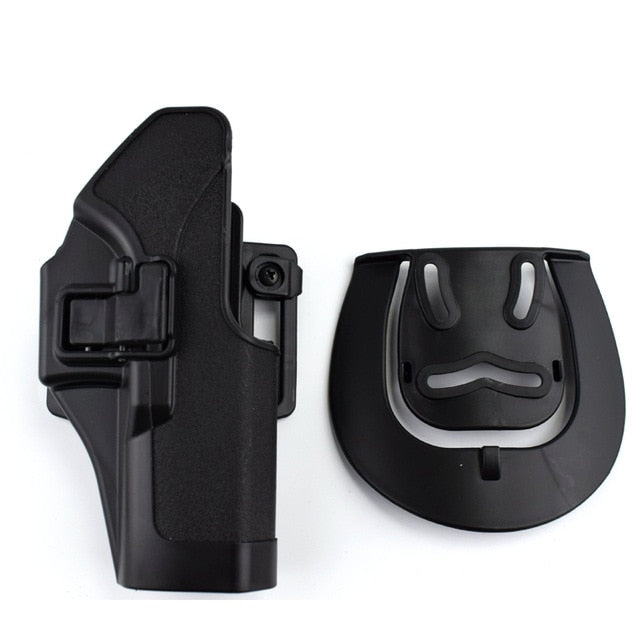 Tactical Glock 17 19 22 23 31 32  Belt Holster Glock Pistol Hunting Accessories Gun Case Left / Right Hand