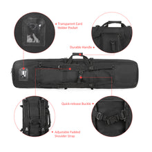 Load image into Gallery viewer, 95cm/120cm Tactical Shooting Bag Hunting Gear Military Bag Case Hunting Soft Padded Gun Accessories Carrying Storage Holster