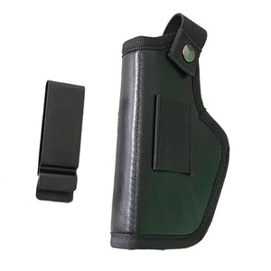 Tactical Leather Concealed Holster Universal Pistol Case for Beretta 92 Glock 17 19 22 23 M&P Gun Holster Left Right Hand