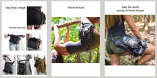 Load image into Gallery viewer, Ukoala Sportsman Camo Bag