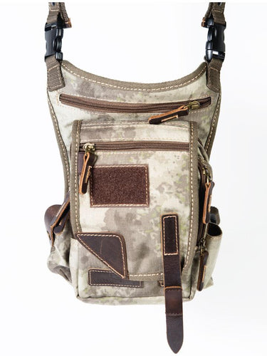 Ukoala Sportsman Camo Bag