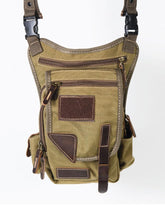 Load image into Gallery viewer, Ukoala Sportsman Coyote Brown Bag
