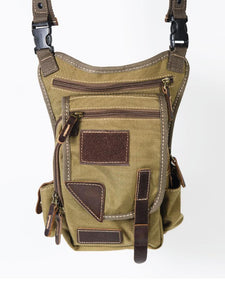 Ukoala Sportsman Coyote Brown Bag
