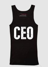 Load image into Gallery viewer, CEO Tank Top