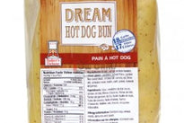 Dream Hot Dog Bun