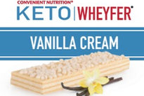 Convenient Nutrition Keto Wheyfer - Vanilla Cream
