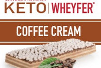 Convenient Nutrition Keto Wheyfer - Coffee Cream