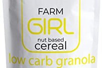 Farm Girl Low Carb Granola - Cinnamon Banana