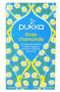 Pukka Tea Box - Three Chamomile