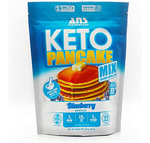 ANS Keto Pancake Mix - Blueberry, 283g