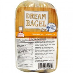 Dream Bagel - Cinnamon