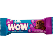 Load image into Gallery viewer, ANS Keto Wow Bar Triple Chocolate Cake