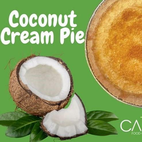 Calla Foods - Coconut Cream Pie