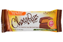 ChocoRite Clusters - Peanut Butter Cup Patties