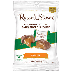 Russell Stover - Sugar Free Caramel