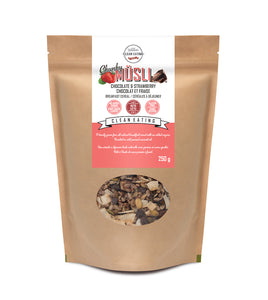 Musli Chunky Chocolate & Strawberry 500g