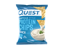 Load image into Gallery viewer, Quest Tortilla Protein Chips - Ranch