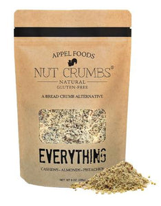 Nut Crumbs Bread Crumb Alternative - Everything