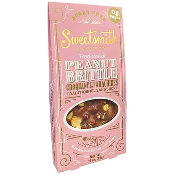 Sweetsmith Candy Co - Traditional Peanut Brittle