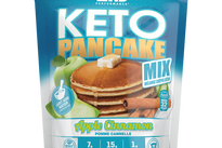 ANS Keto Pancake Mix - Apple Cinnamon, 454g