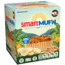 Load image into Gallery viewer, Smart Muffins - Banana Nut