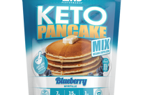 ANS Keto Pancake Mix - Blueberry, 454g