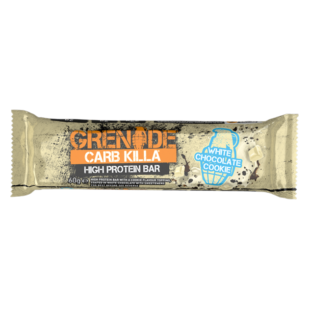Grenade Carb Killa - White Chocolate Cookie