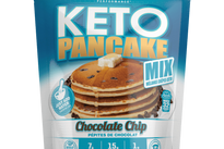 ANS Keto Pancake Mix - Chocolate Chip, 454g