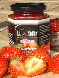 La Nouba - Sugar Free Strawberry Jam