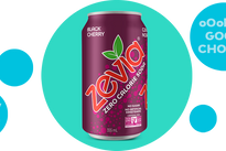 Zevia - Black Cherry