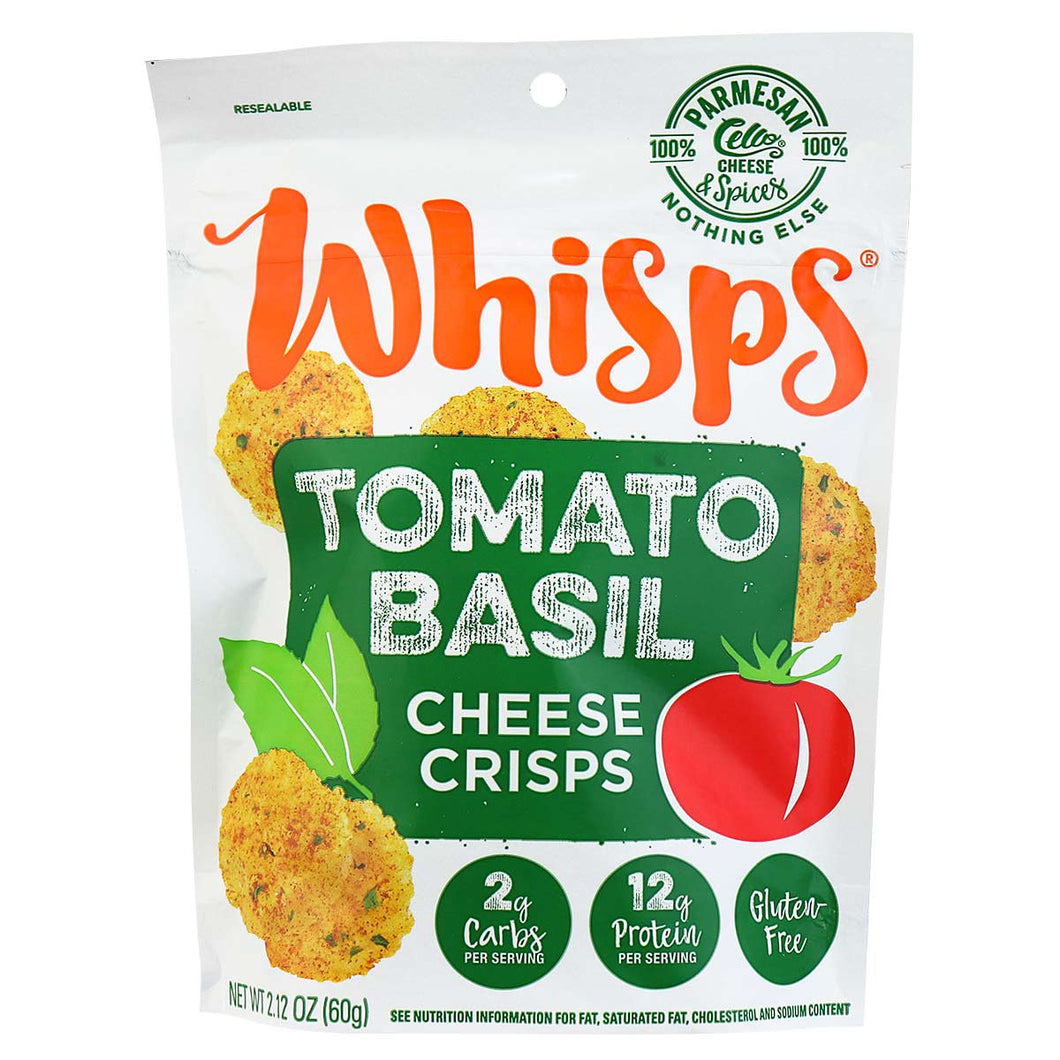 Whisps - Tomato & Basil 60g