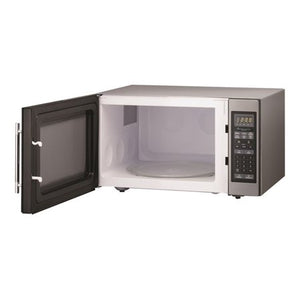 Magic Chef MCM1611ST Countertop Microwave 1100W - Stainless Steel